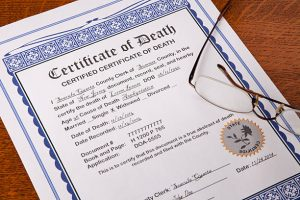 Death Certificate Translation